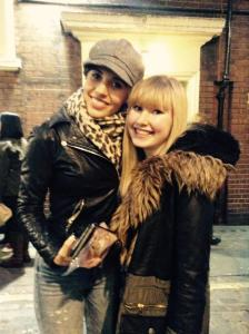 Just bringing this little gem back. Best day ever having the opportunity to meet such a lovely person.