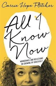 Just look how beautiful the cover is. Even the weird yellow splodge (is that even a word?!) is beautiful.