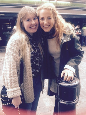 Such a privilege to meet Sanne. She's so incredibly lovely.